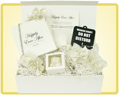 Lovely Gift Boxes - Wedding Night Gift Box